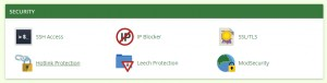 cPanel Hotlinking Protection