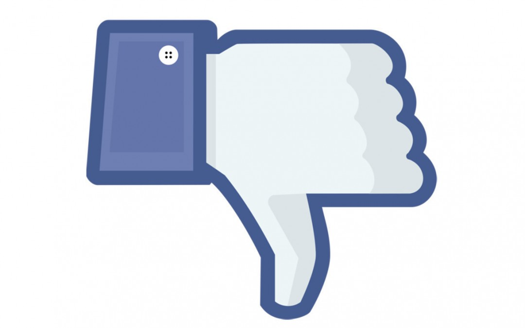 Please Don't Like My Facebook Page!